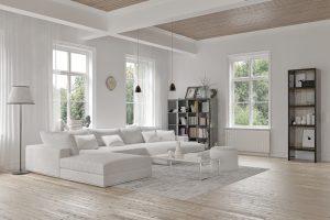 New Modern Living Room Interior Design Concept
