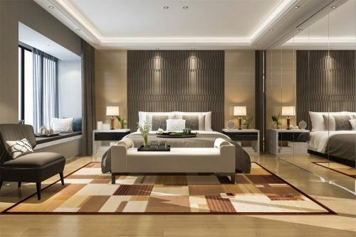 Latest Bedroom Interior Design Company in Dubai