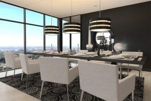 Modern Dining room Interior Design Concept