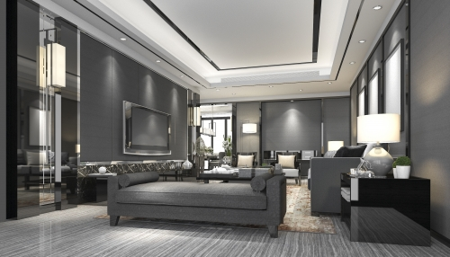 Living Room Renovation Dubai
