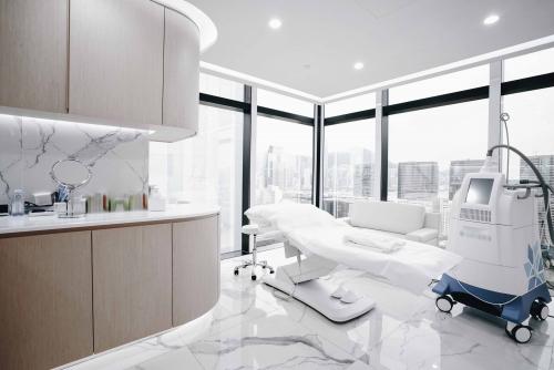 Licensed Clinic Interior Design in Dubai