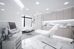 Top Clinic Interior Design Dubai